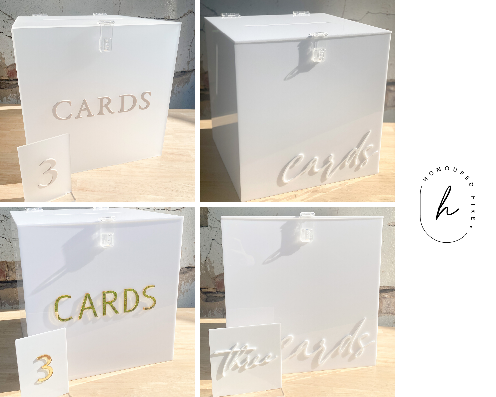 Card, Box, Hire, Adelaide